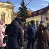 Экскурсия учащихся воскресной школы строящегося храма Святых Равноапостольных Кирилла и Мефодия в Ростокине
