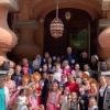 Поздравление с 20летним юбилеем воскресной школы Троицкого храма при бывшем приюте братьев Бахрушиных