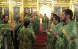 Престольный праздник в честь Параскевы Сербской