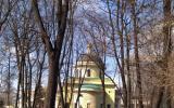 Храм Живоначальной Троице на Пятницком кладбище